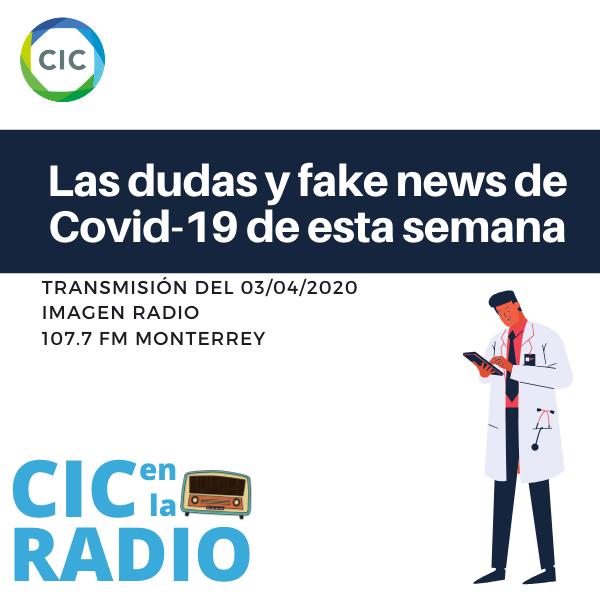 Las dudas y fake news de Covid-19